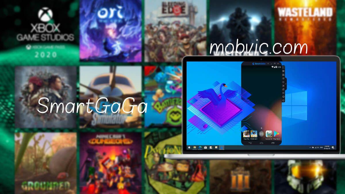 تحميل محاكي سمارت جاجا 2020 Smartgaga للكمبيوتر من ميديا فاير إعدادات Xbox Games Games Electronic Products