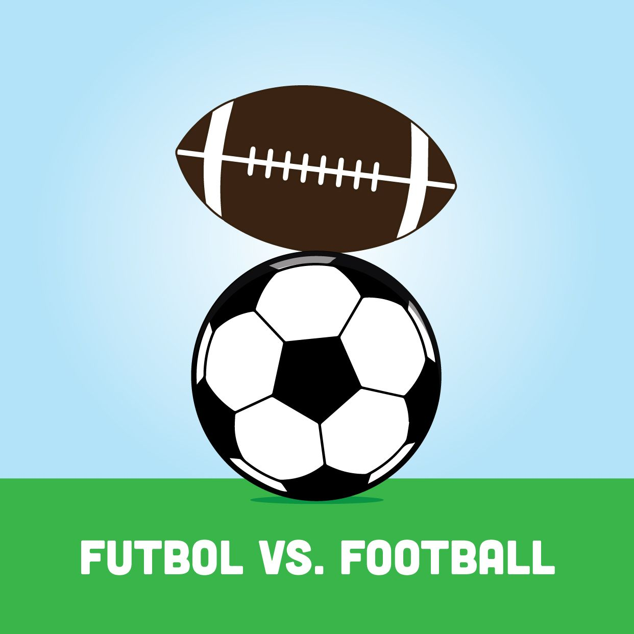 Which Sport Do You Prefer Leave Us A Comment With Your Preference It S Kickoff Pediatric Dentistry Parks And Recreation Recreation Centers