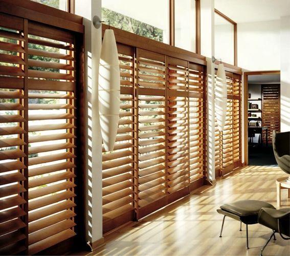 Shutters Window Treatments Interior Shutters Wooden
