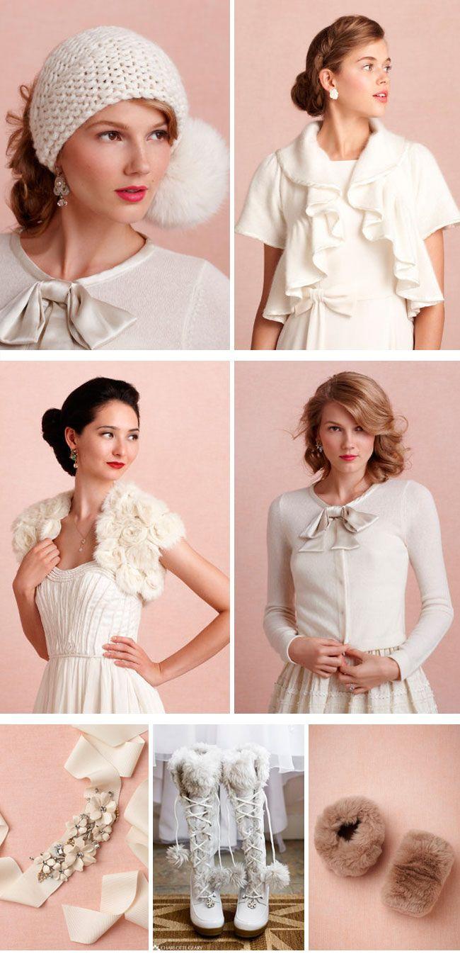 Casual wedding dresses for winter wedding  Ideen für eine Winterhochzeit Hochzeit im Winter winter wedding
