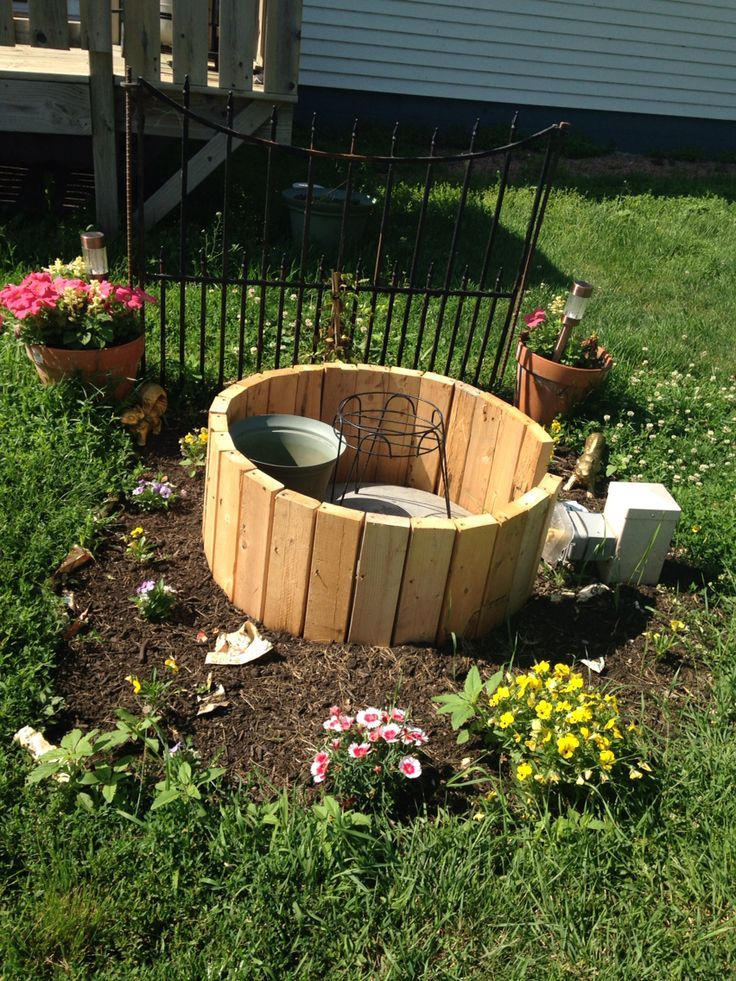 image result for hide septic tank - Garden Ideas To Hide Septic Tank