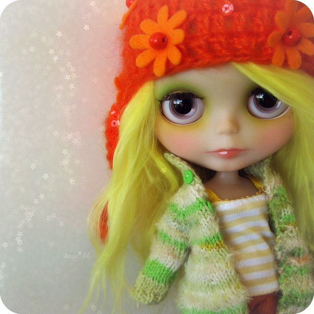 Penelope Pineapple Blythe