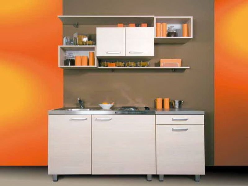 Best Nice Effecient Small Kitchen Design And Cabinet Small 640 x 480