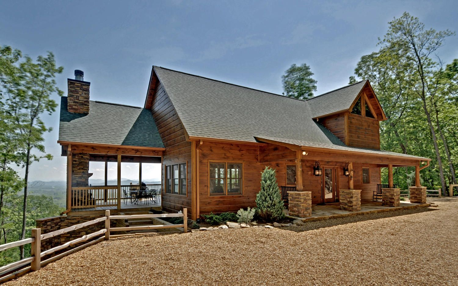 Breathtaking Wonderful Lodge Cabin In Blue Ridge