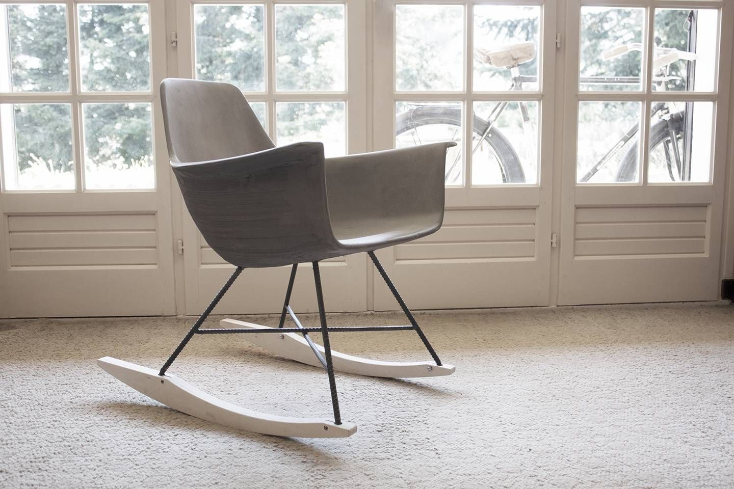 Fauteuils Story Hauteville Concrete Pinterest Rocking Chair Chair And