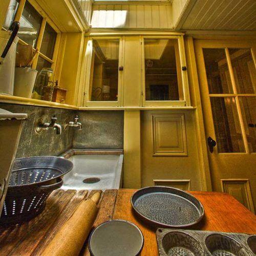 San Jose Kitchen Cabinets: Windows And Doors Adorn The Kitchen Walls #Haunted #HauntedHome
