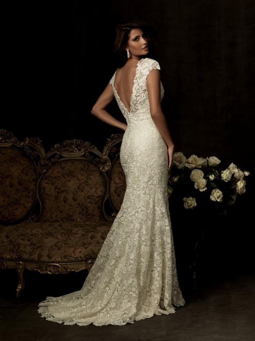 2019 Off White Wedding Dress - Informal Wedding Dresses for Older ...