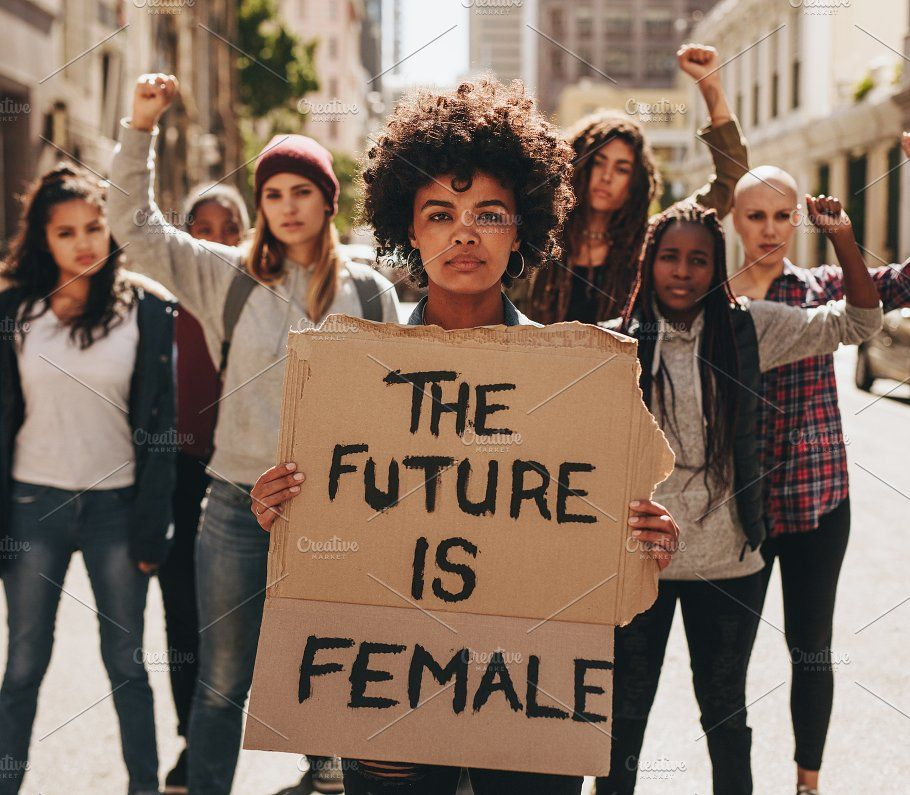 Protesting For Women Empowerment In 2021 Women Empowerment Quotes Women Empowerment Empowerment