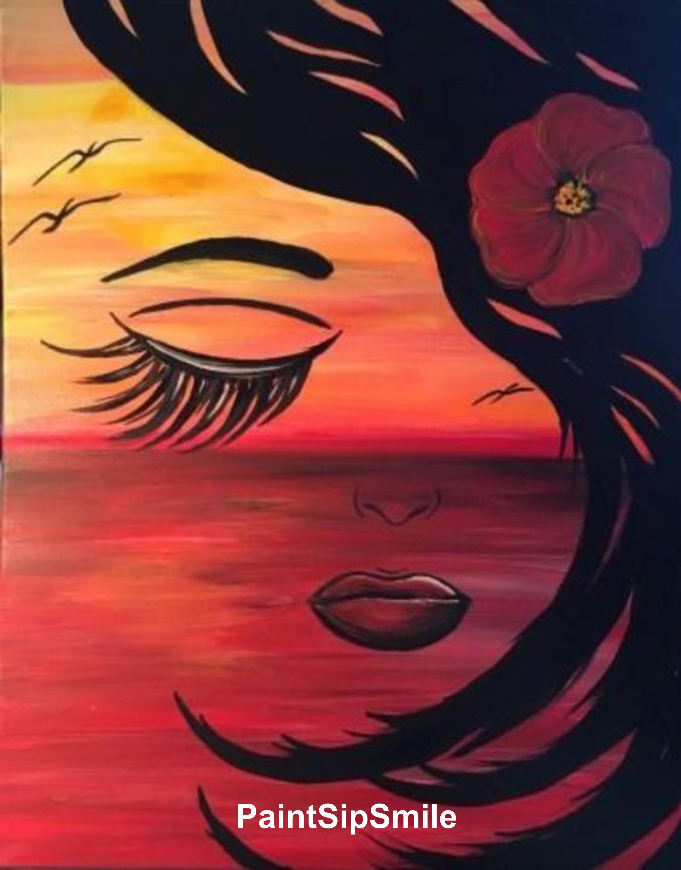 14 Trap Paint Party Ideas Black Girl Art Black Art Painting Black Love Art