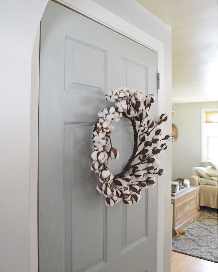 Interior Door Painted Sherwin Williams Magnetic Gray Painted
