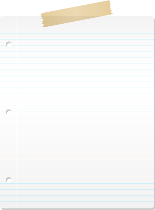 Png Lined Paper Lined Paper Lined Writing Paper Ruled Paper
