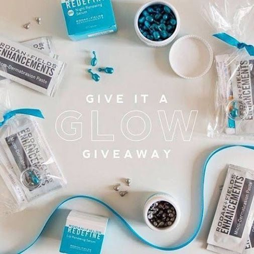 Rodan and fields giveaway