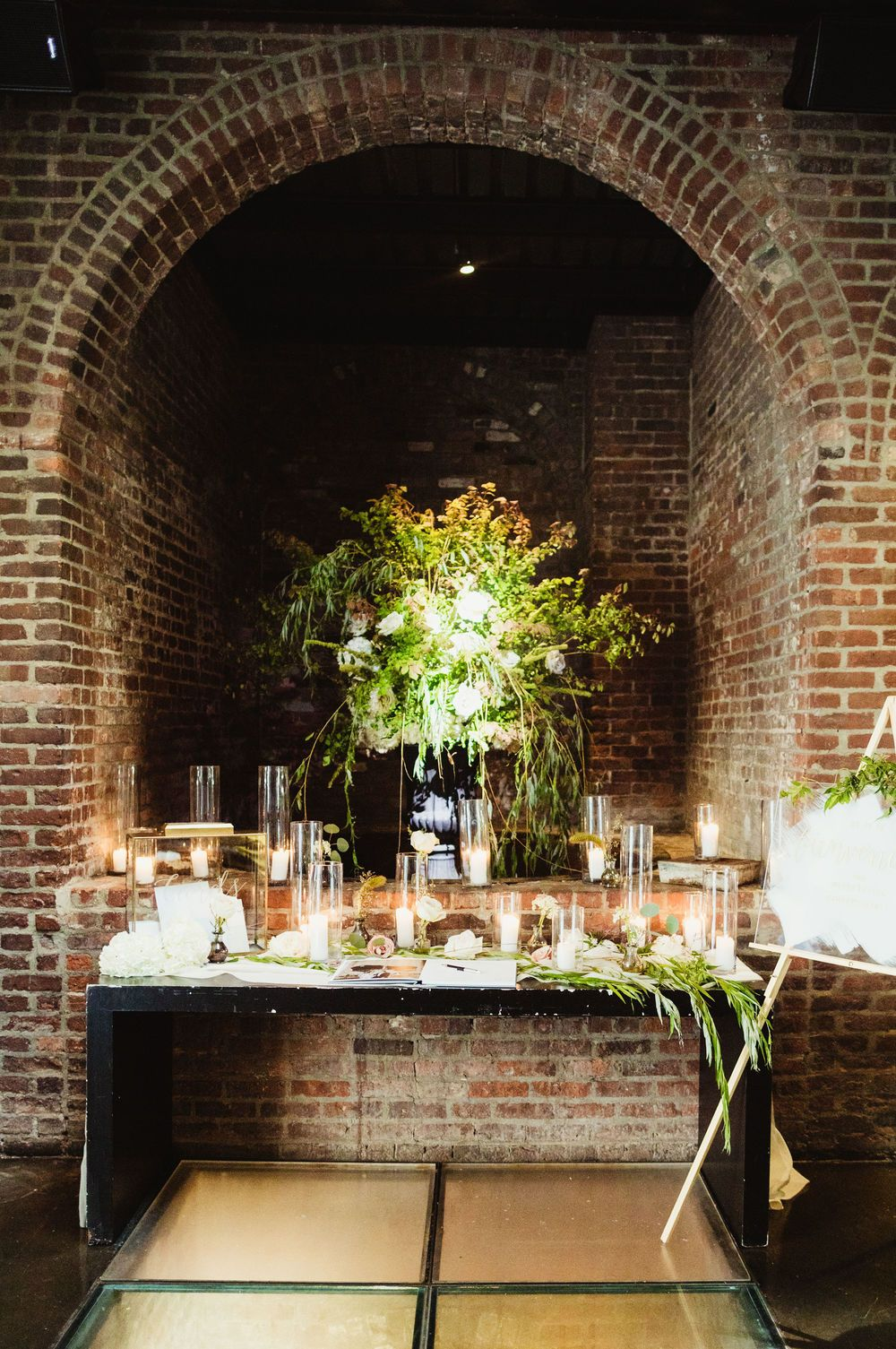 Colorful Elegant Wedding at the Foundry LIC Tent