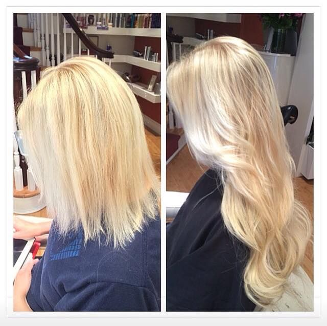Beautiful She By Socap Extensions Done By Allana Fabrikant Extology Salon In Boston Ma Socap Ne Hairextension Hair Hair Extensions Clip In Hair Extensions