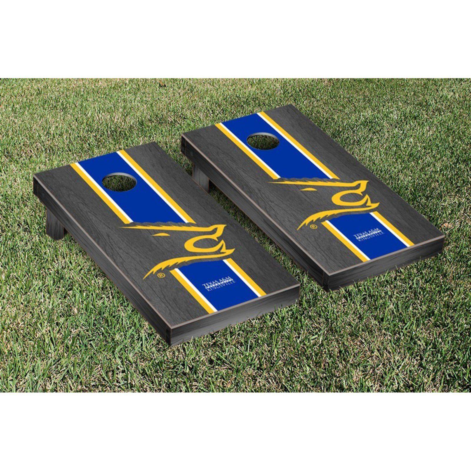 Outstanding Victory Tailgate Texas Am Kingsville Javelinas Cornhole Ibusinesslaw Wood Chair Design Ideas Ibusinesslaworg