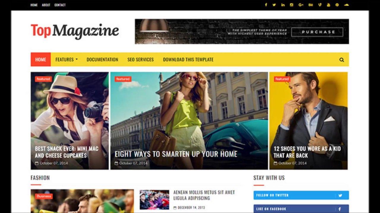 Tolle Vorlage Für Blogger 2014 Bilder - Beispiel Business Lebenslauf ...