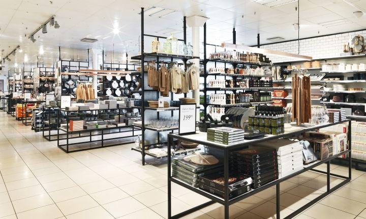 Magasin Du Nord Flagship Store, Copenhagen U2013 Denmark » Retail Design Blog