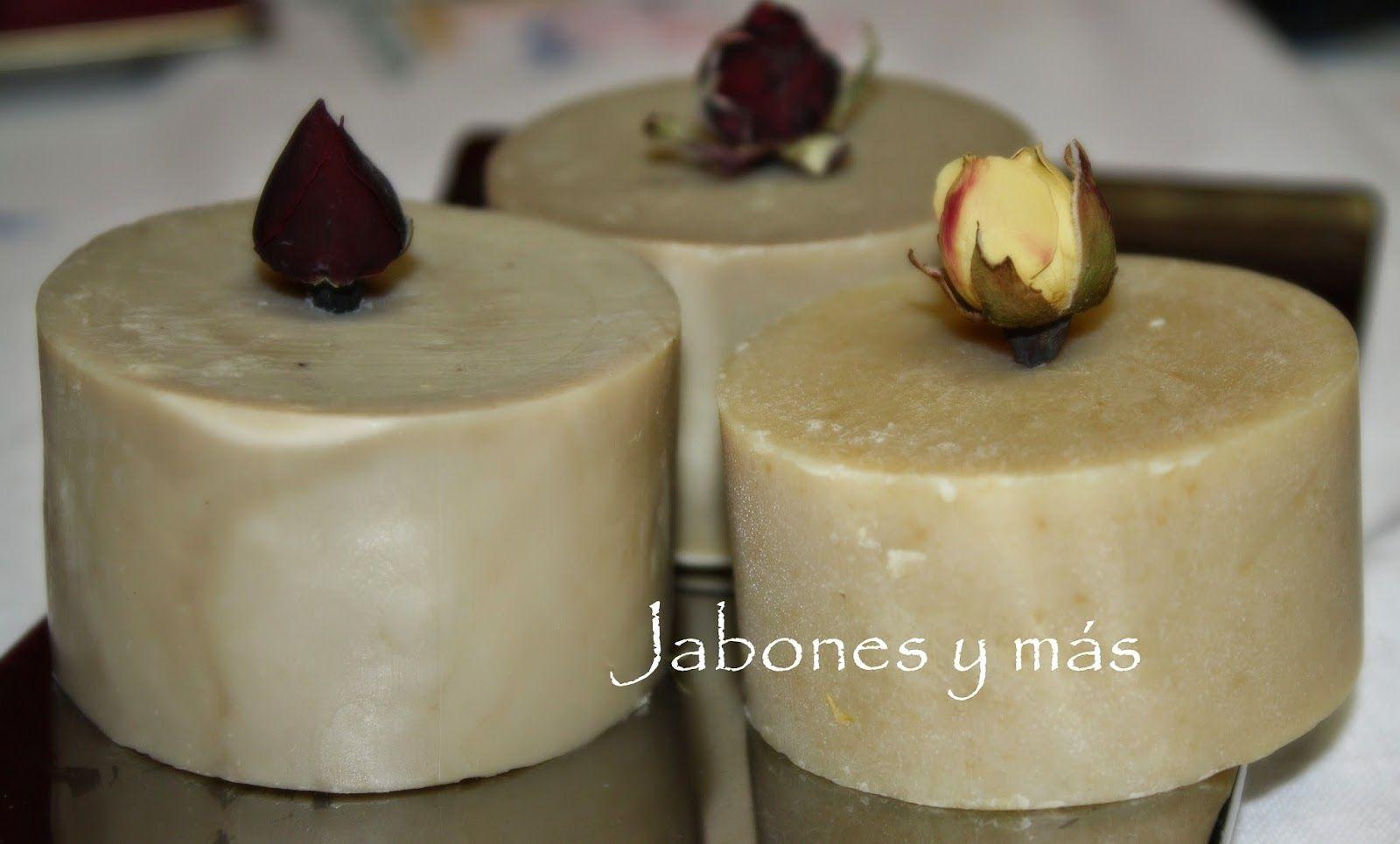 Jabones y más...: JABONES
