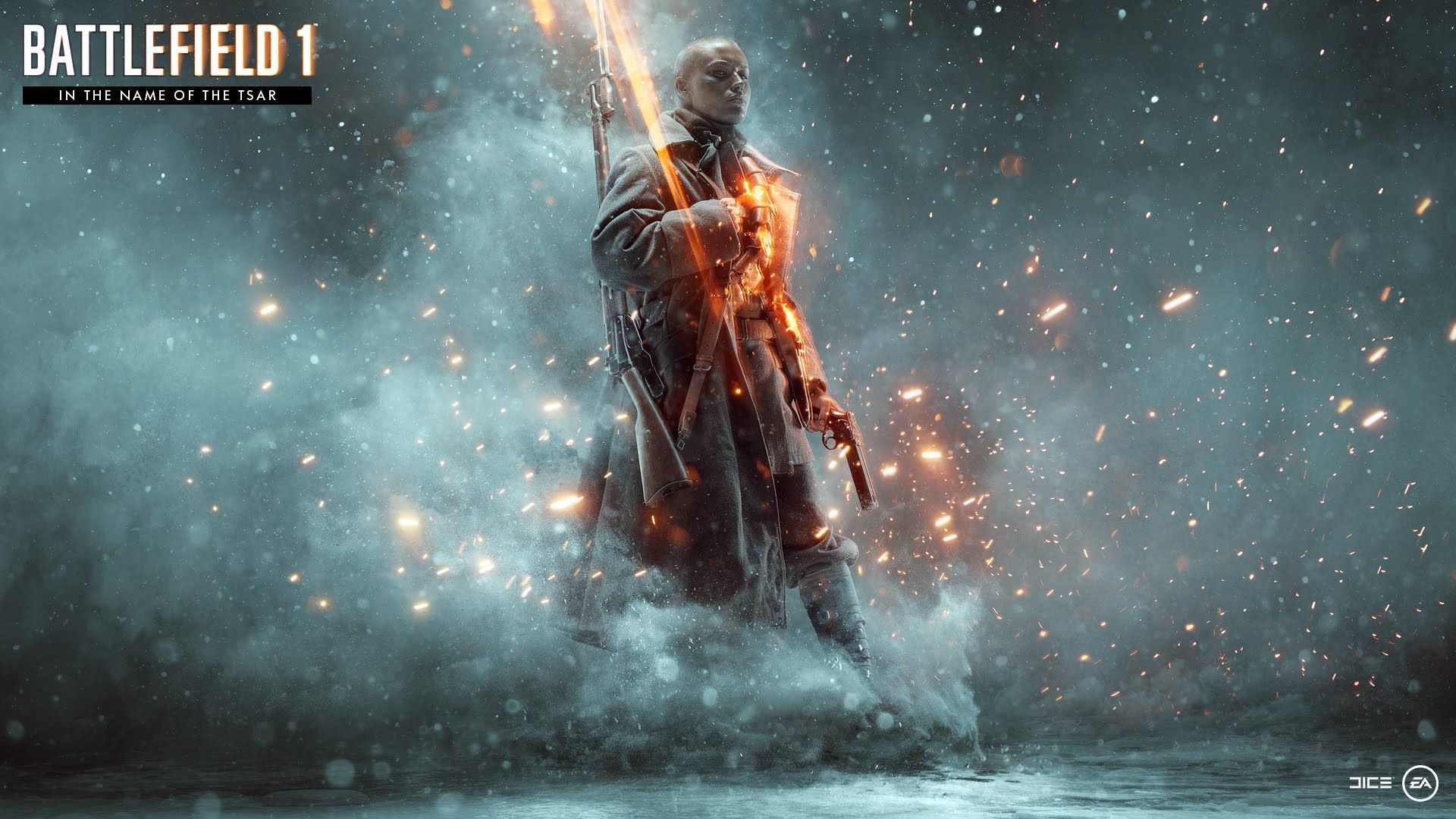 Battlefield 1 S In The Name Of The Tsar Dlc Coming September 5