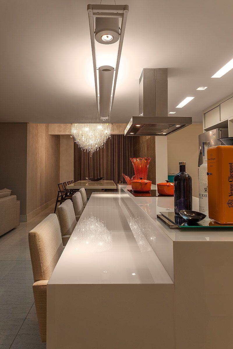 Nanoglass 34 Cozinhas Com Ilha Pinterest Cozinha Fotos De