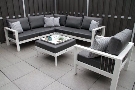 All Weather Kussens : Life mikki loungeset all weather kussens incl. stoel terras