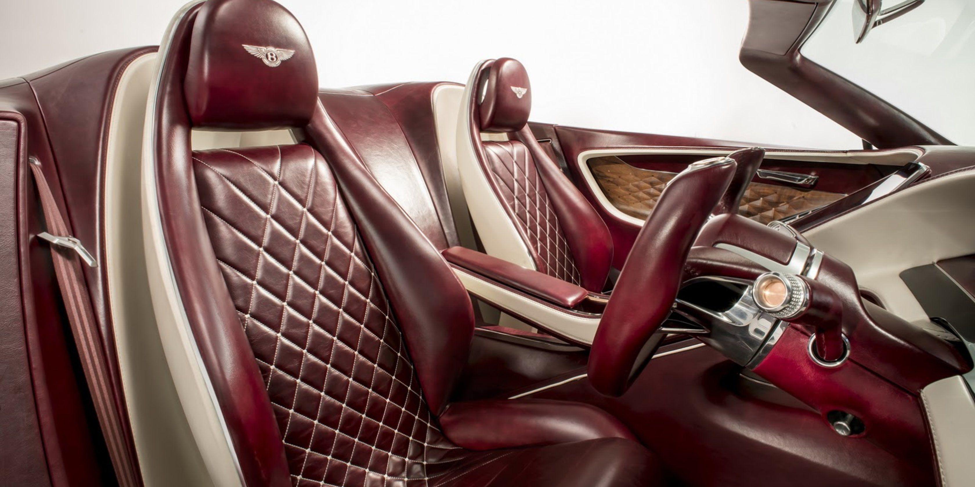 Bentley EXP 12 Speed 6e concept revealed s 1 of 8