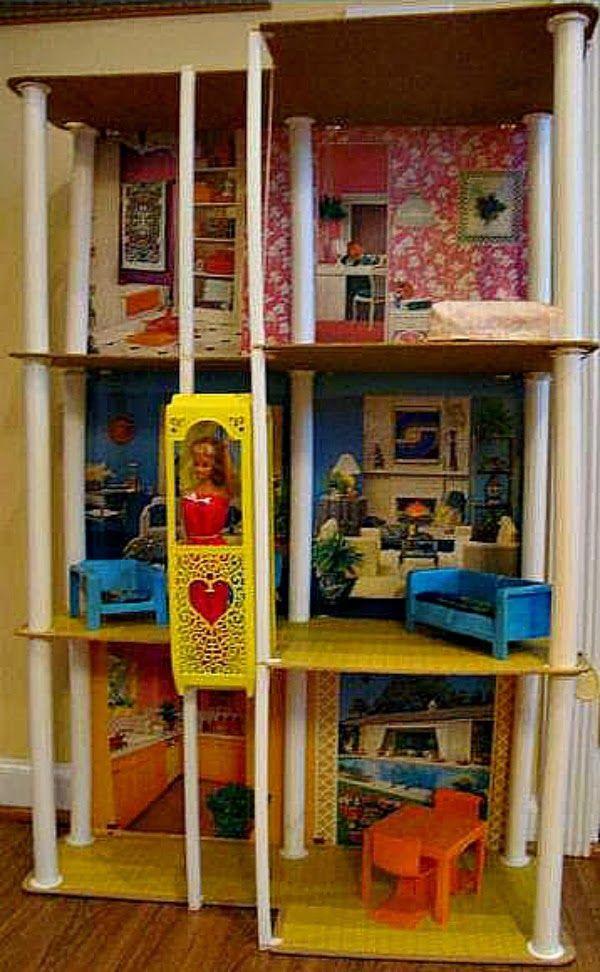 Grace Grits And Gardening Ramblings From An Arkansas Farm Girl Barbie House Childhood Memories Barbie Dream House