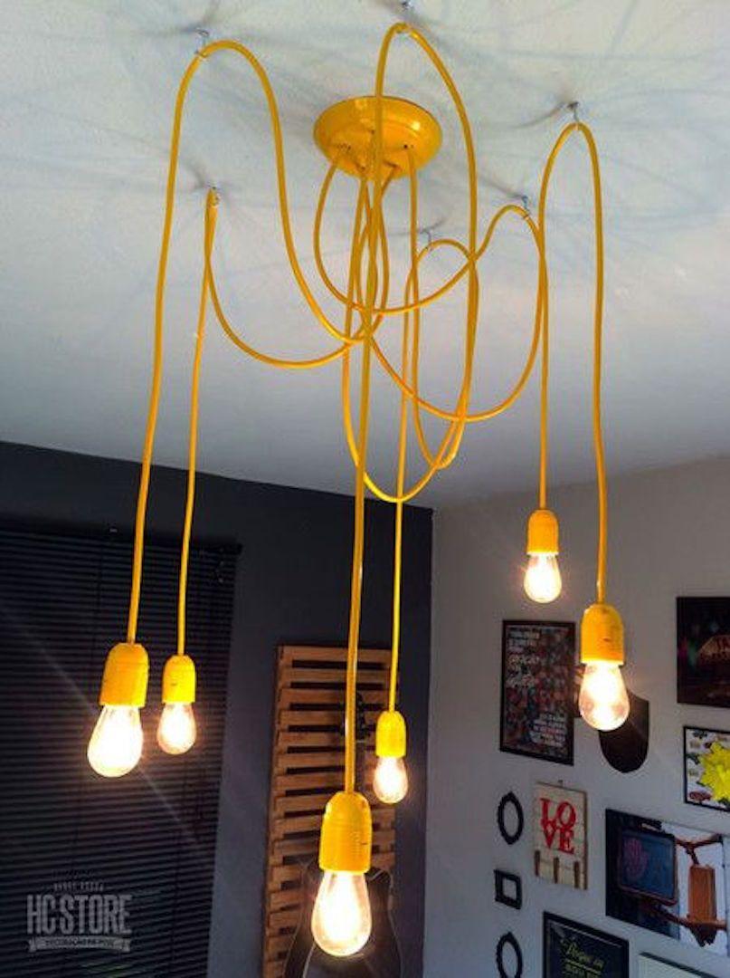 lumin rias como trazer luz para a sua decora o lumin rias pinterest sch ne lampen. Black Bedroom Furniture Sets. Home Design Ideas