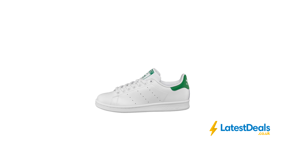 Adidas Originals Mens Stan Smith Trainers WhiteGreen or