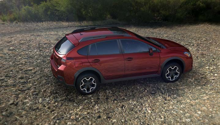 Subaru Xv Crosstrek Build And Price Your