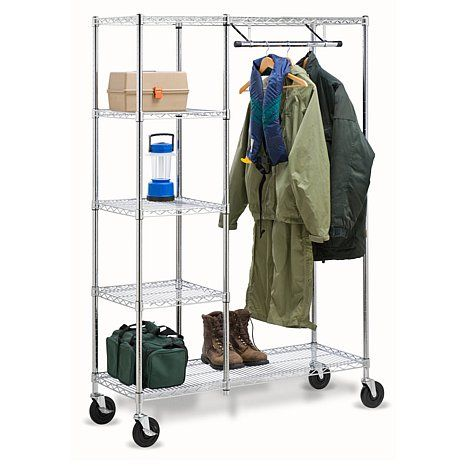 Shop Honey-Can-Do Heavy-Duty Urban Rolling Valet, read customer reviews and more at HSN.com.