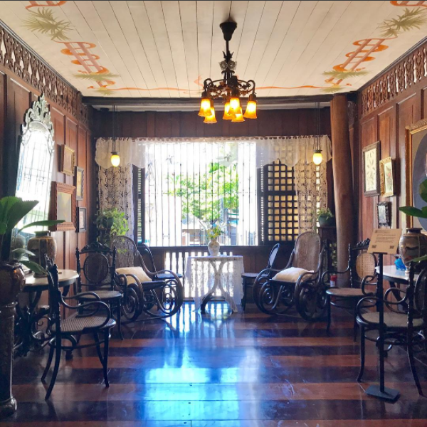 Filipino Home Decor: Casa Gorordo Museum, As Photographed By Kristel Villar