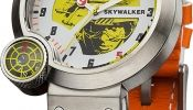 LucasFilm Releases New 'Star Wars' Collectors Watches - DesignTAXI.com Ummm who should I buy these for???