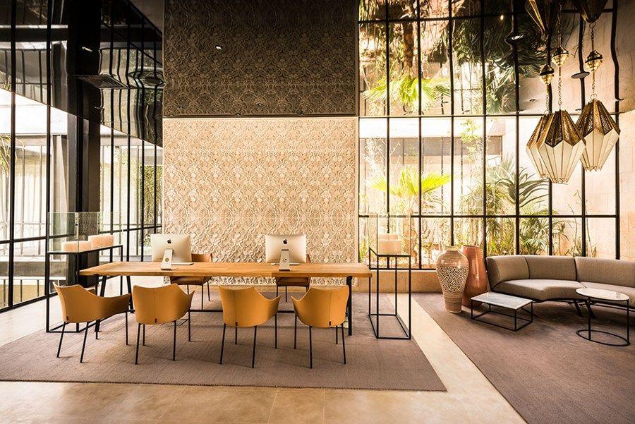 Hotel Sahrai In Fez Morocco 21