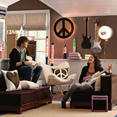 Decoracion De Interiores Habitaciones Rockeras Buscar