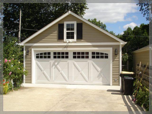 Gable garages danleys garage world this is it back for Garage gable