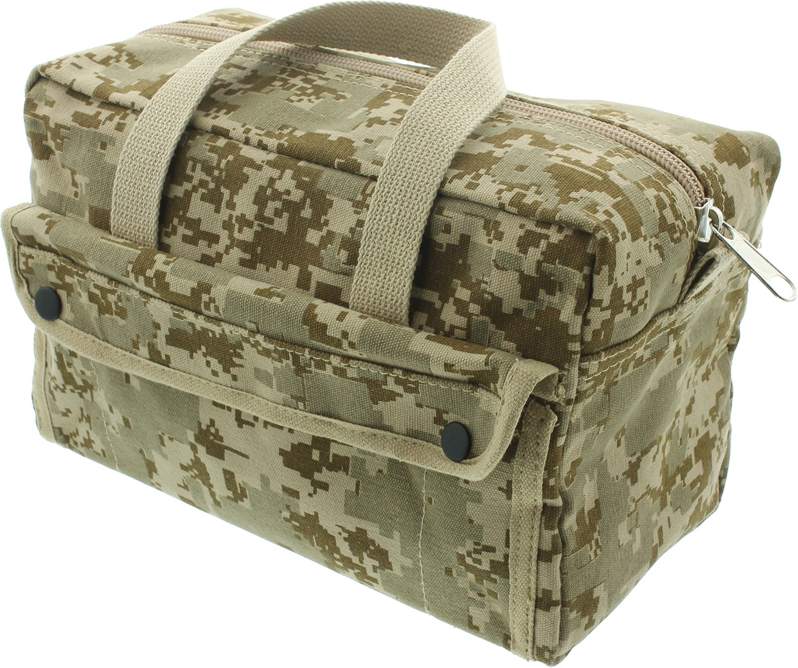 Army Universe Heavy Duty Military Small Mechanics Tool Bag 11 x 7 x 6 by  Desert 1656f413ba0