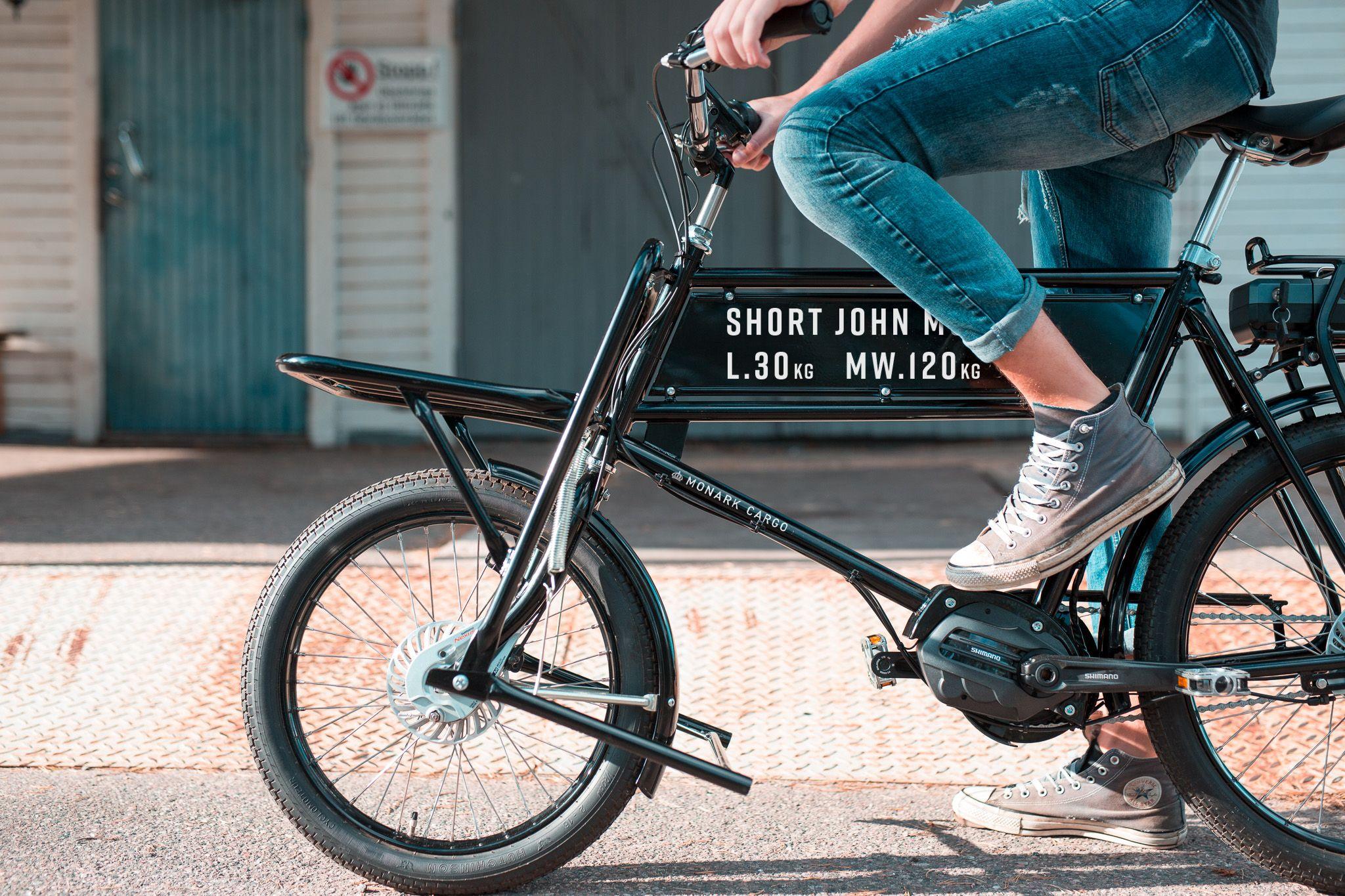 Ongebruikt Short John Cargo bike by Monark Exercise. Photo: JonsJonna | Cargo JM-39