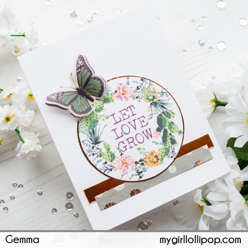 Spellbinders March 2019 Card Kit – 10 Cards 1 Kit #cardkit