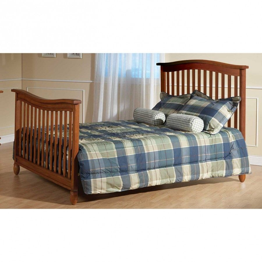 5 Cool Cribs That Convert To Full Beds: PALI Universal Full Bed Conversion Rail Set For Wendy Crib