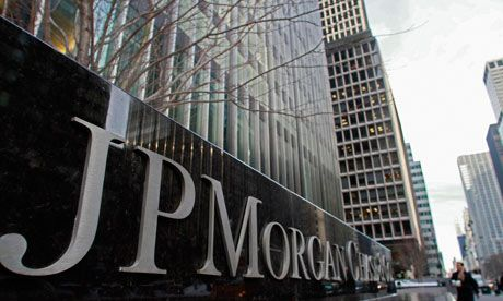 Wall Street Kicks Off Earnings Season With Jpmorgan Chase