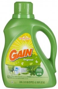 Win A Year Supply Of Gain Laundry Detergent 2 Winners Ends 1 6