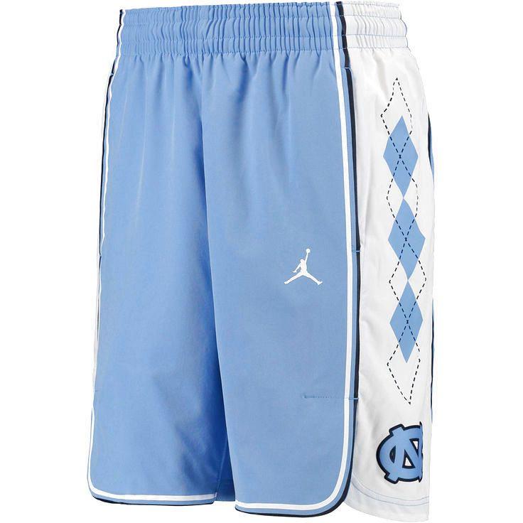 9e3a4fc744cd39 North Carolina Tar Heels Nike Authentic On-Court Performance Basketball  Shorts - Carolina Blue - -  79.99