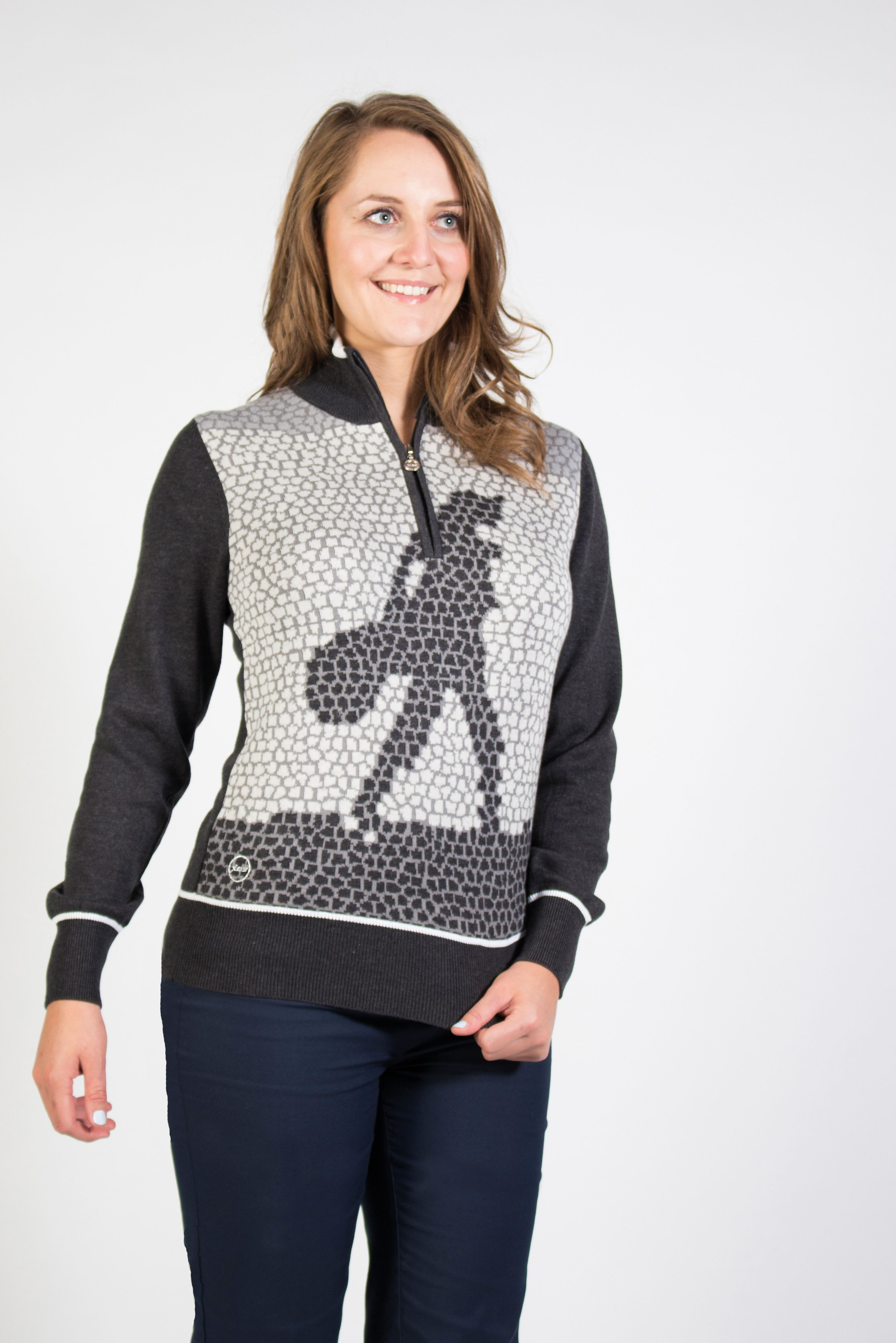 Peggy Pullover Lined, £70 Daily Sports, golf2golf.co.uk