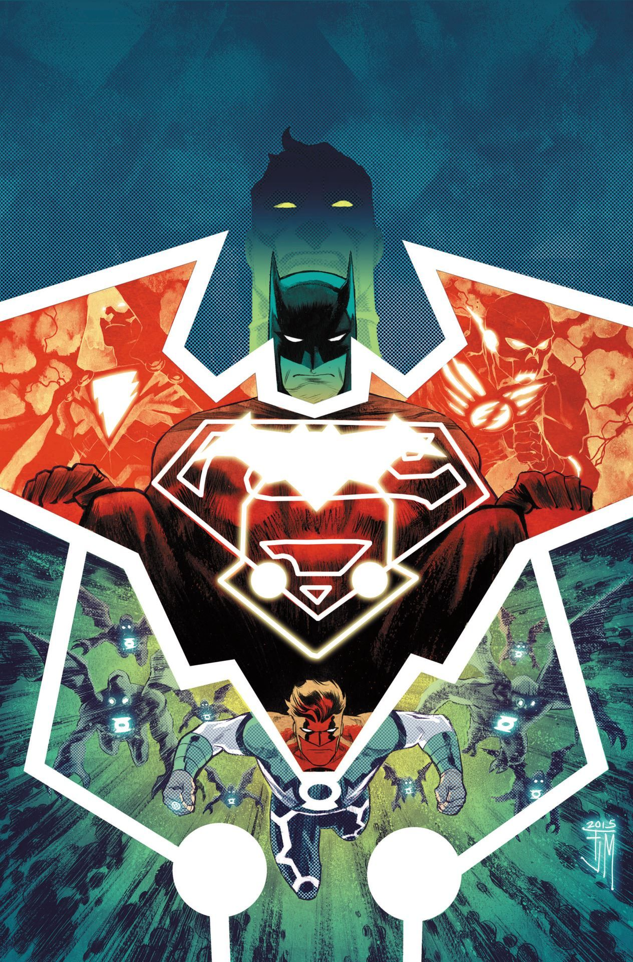 Justice League: Gods and Monsters by Francis Manapul *