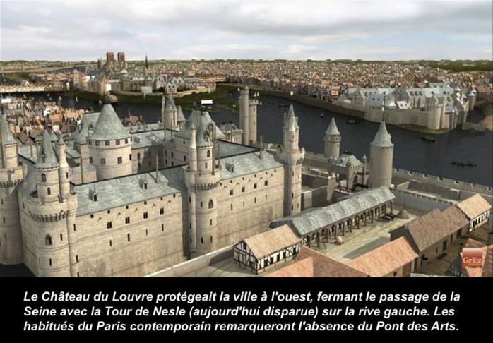 Histoire Medievale On Twitter Paris Louvre Paris Belleville Paris