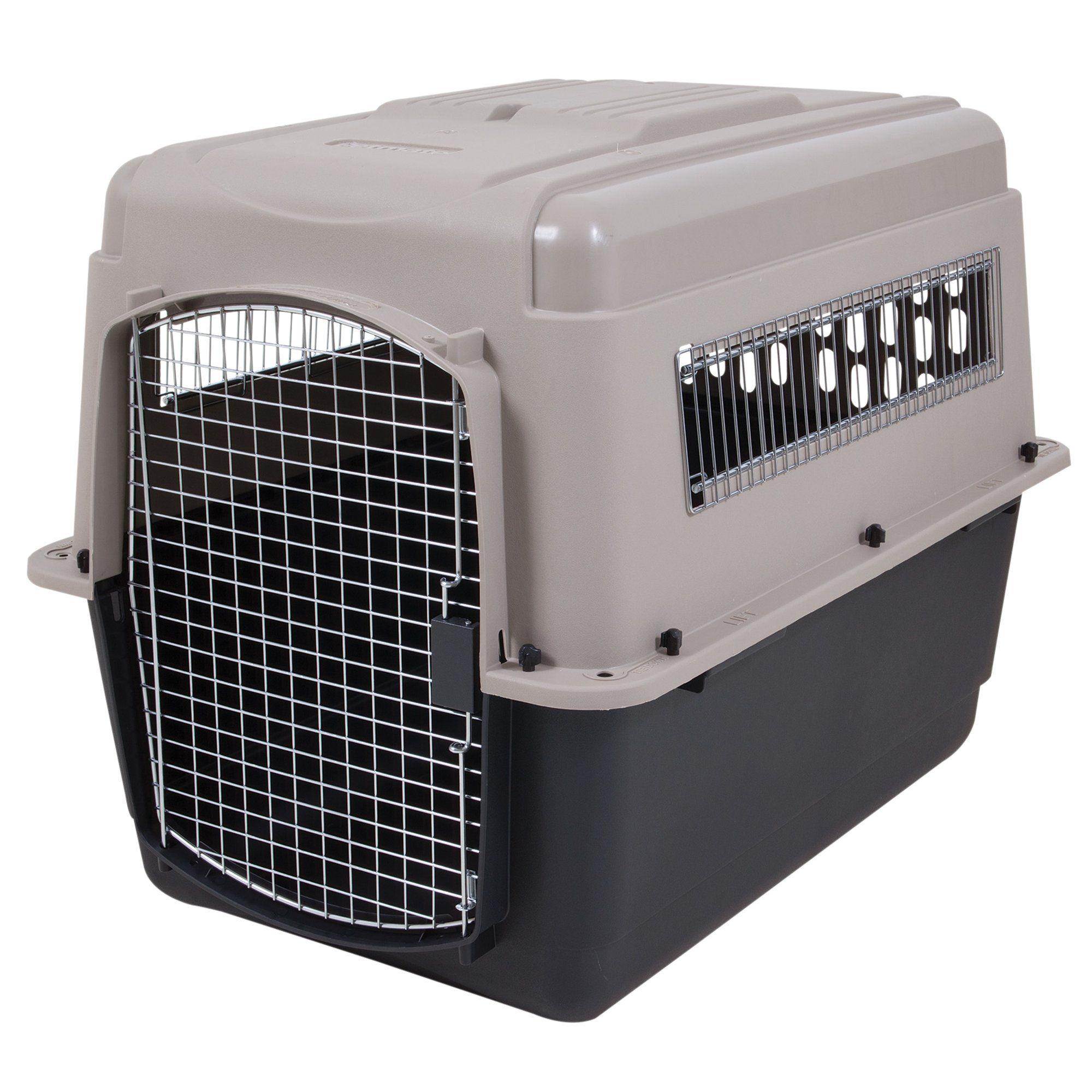 Petmate Ultra Vari Dog Kennel 36 L X 25 W X 27 H Portable