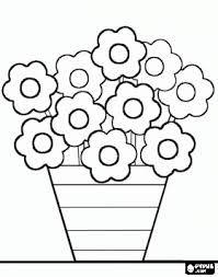 Aplicaciones Macetas Pintadas Paginas Para Colorear Paginas Para Colorear De Flores