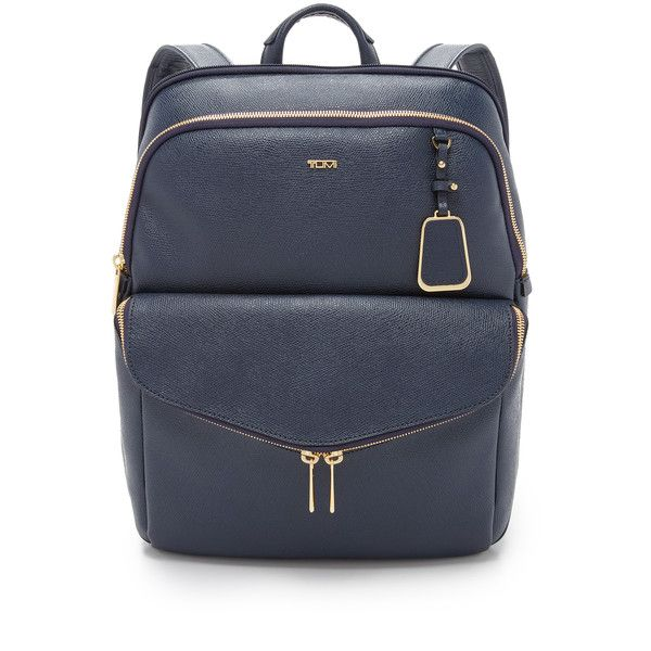 7dd902effce Tumi Harlow Backpack ( 500) ❤ liked on Polyvore featuring bags ...