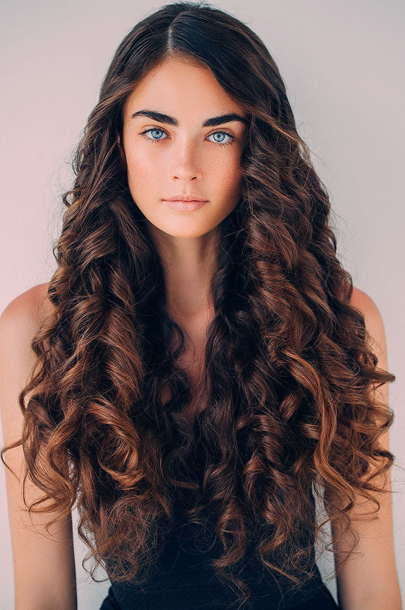 Curly Hairstyles For Long Hair 19 Kinds Of Curls To Consider Tight Curled Hairs In 2020 Curly Hair Styles Curly Hair Styles Naturally Curled Hairstyles